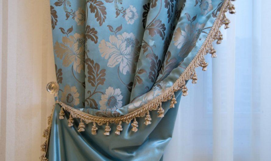 Как правильно выбрать ткани для пошива штор