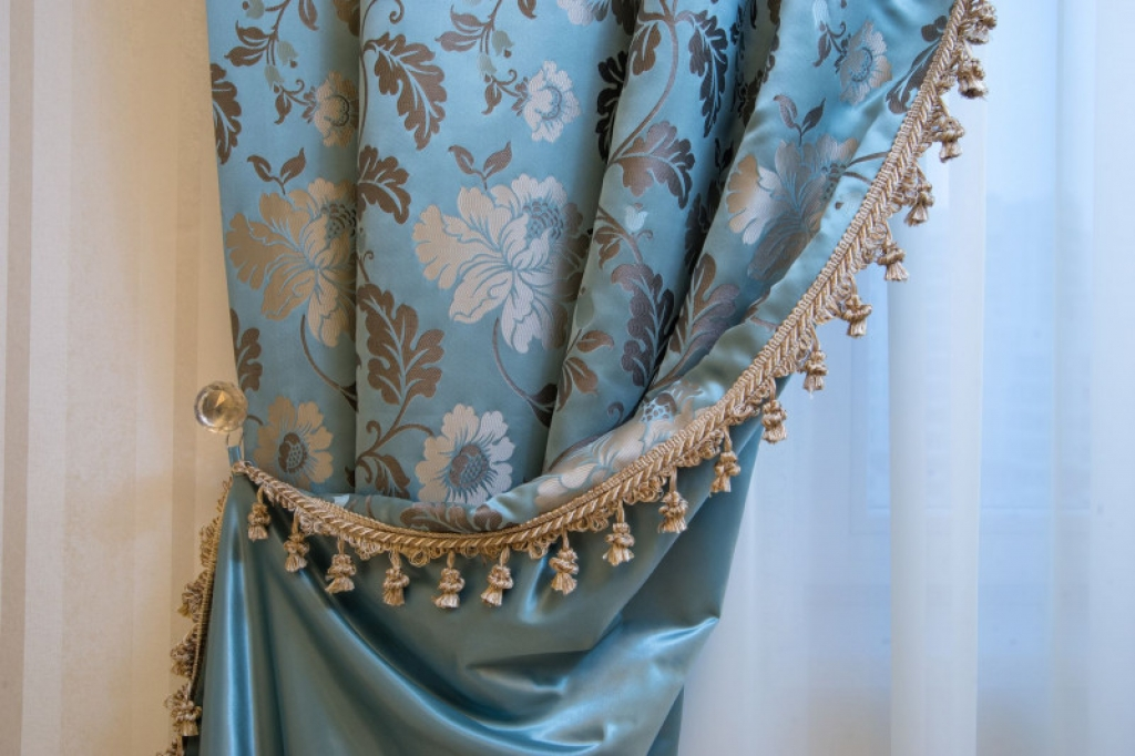Ткань для пошива штор